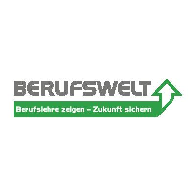 Logo für Berufswelt