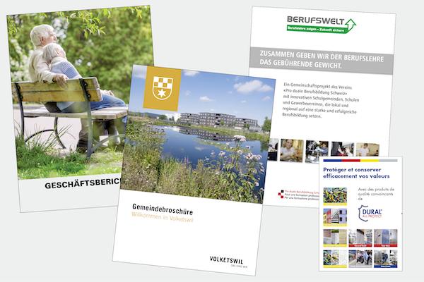 Brüschüren Gemeinde Volketswil und weitere