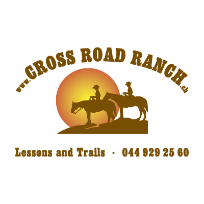 Logo für Cross Road Ranch