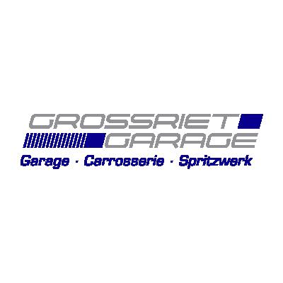 Logo für Grossriet Garage